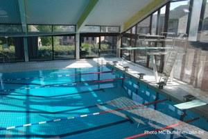 La piscine basse rouvre le lundi 31 mai