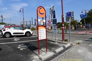 Prime pour l'usage de voitures partagées